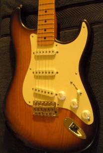2-Tone Sunburst S-Style