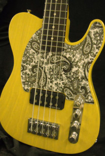 Big Butterscotch 5-String Bass