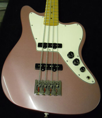 Burgundy Mist Offset Bass