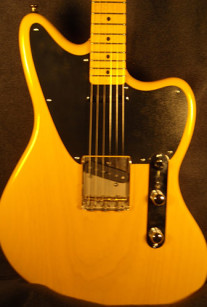 Butterscotch Telemaster