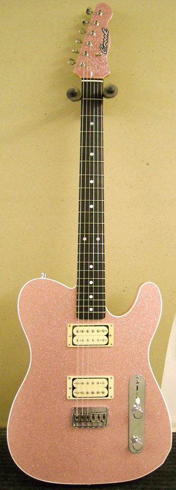 Pink Sparkle T-Style