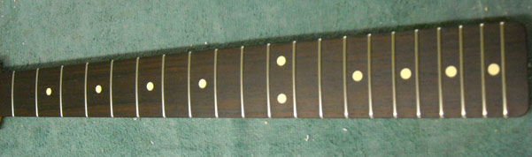 Clean and Condition Your Rosewood Fingerboard