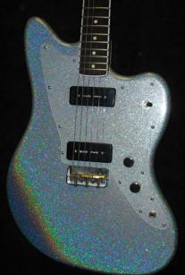 Silver Sparkle JM