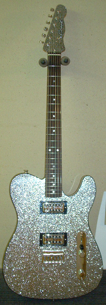 Silver Sparkle T-Style