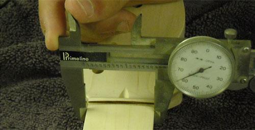 Measure Nut Width