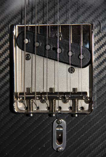Carbon Fiber Guitar Pickup