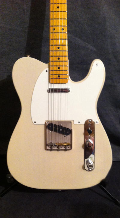 Blonde T-Style Crook Guitars for Sale