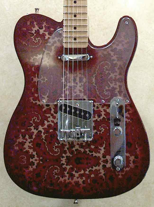 brad paisley s crook guitars gear rig stories part 1 crook custom guitars. Black Bedroom Furniture Sets. Home Design Ideas